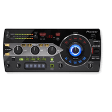 Professional DJ effector & sampler (black)