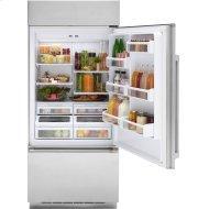 Caf(eback)™ 21.3 Cu. Ft. Built-In Bottom-Freezer Refrigerator