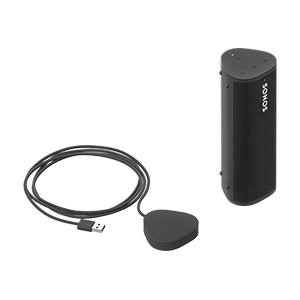 Gallery - Shadow-black- Roam & Wireless Charger Set