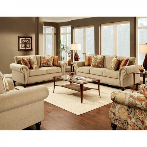 Furniture of America - Rollins Love Seat