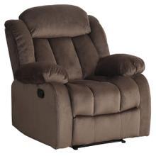 See Details - SU-ZY660 Collection  Reclining Chair in Chocolate