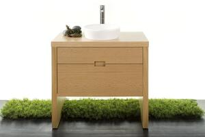 "Floor-mount vanity F120 - 20"" Depth Product Image"
