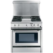 GE Monogram® Professional Backsplash with Warming Shelf