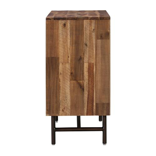 Bushwick Wooden Accent Cabinet