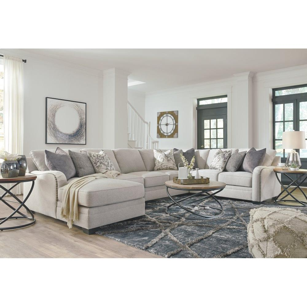 Product Image - Dellara 5-piece Sectional With Chaise