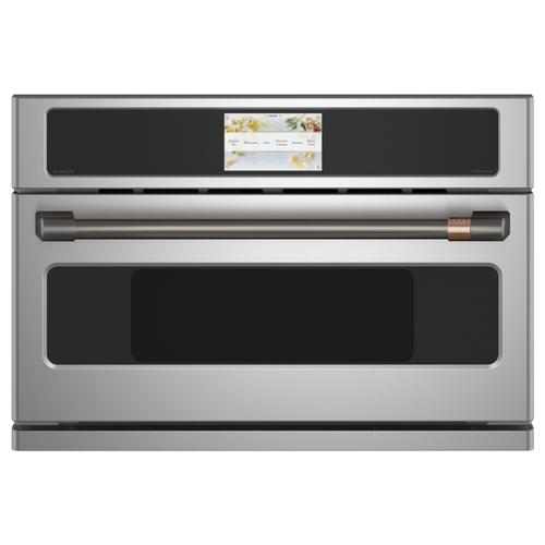 """Cafe - Café™ 30"""" Smart Five in One Wall Oven with 240V Advantium® Technology"""