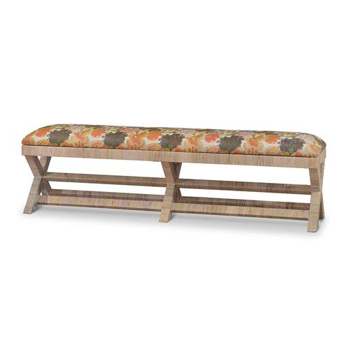 Product Image - Renoir Rattan X Bench
