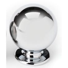 View Product - Knobs A1031 - Polished Chrome