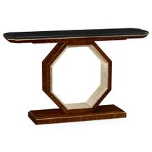 Console Table for Black Marble Top