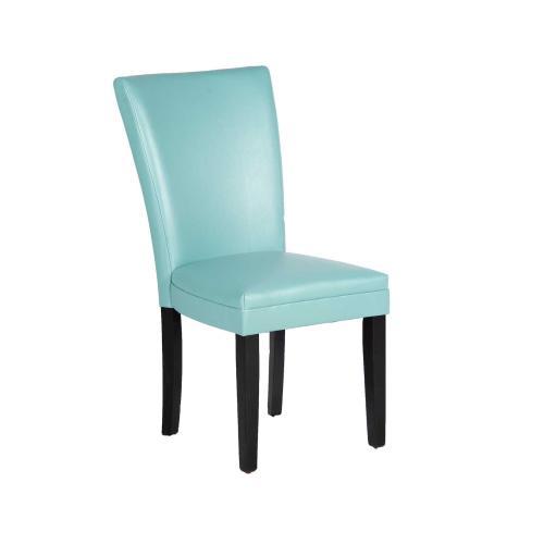 Matinee Side Chair , Aqua