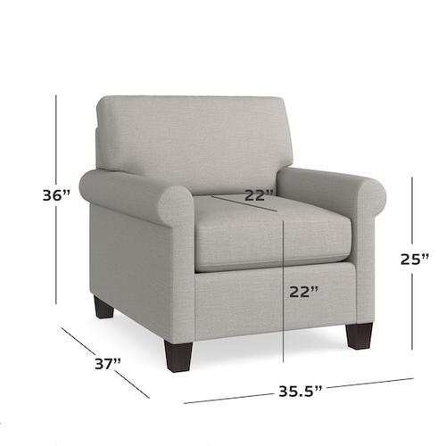 Bassett Furniture - Spencer Chair