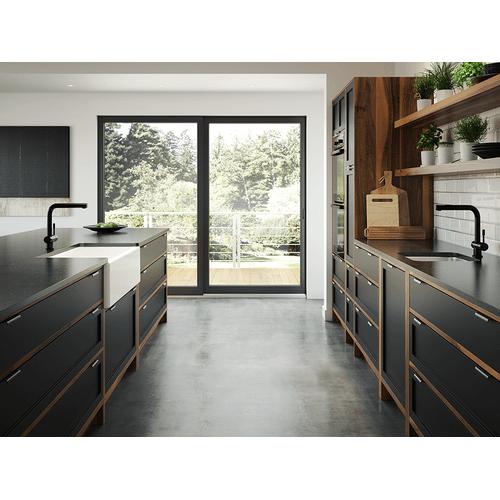 Pro Chef - ProInox E200 Single Bowl Undermont Kitchen Sink ProInox E200 18-gauge Stainless Steel, 14'' x 16'' x 9''
