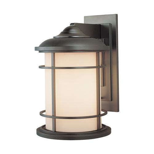 Lighthouse Large Lantern Burnished Bronze