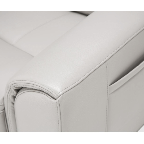 Bentley Leather Match Stationary Chair