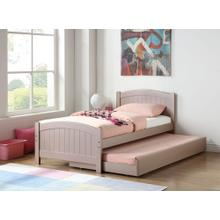 Laurence Twin Bed, Rose-gold
