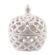 See Details - Lidded Jar