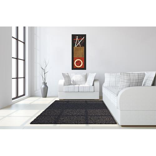 "Classy Art - ""Euclidean Space I"" By Tava Luv Framed Print Wall Art"