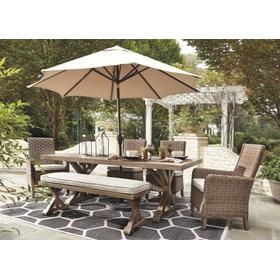 See Details - 7-piece Outdoor Dining Set