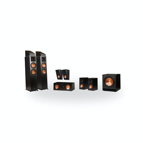 RP-6000F 7.1.2 Dolby Atmos® Home Theater System - Walnut
