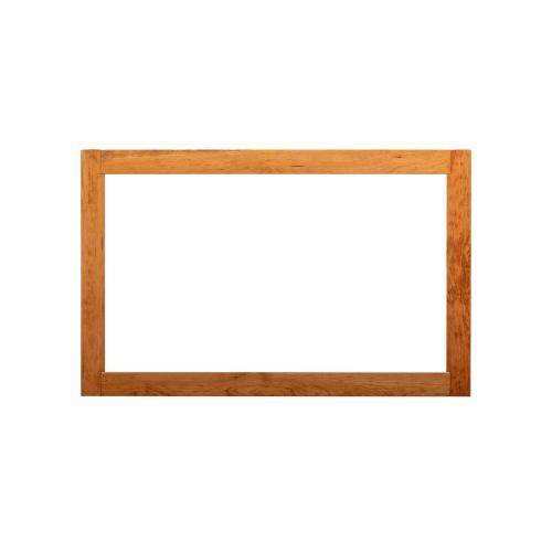 Fullerton Mirror - Honey
