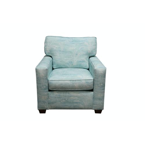 Capris Furniture - Upholstered Chair, Non Skirted.