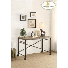 View Product - Writing Desk with Functional Wheels