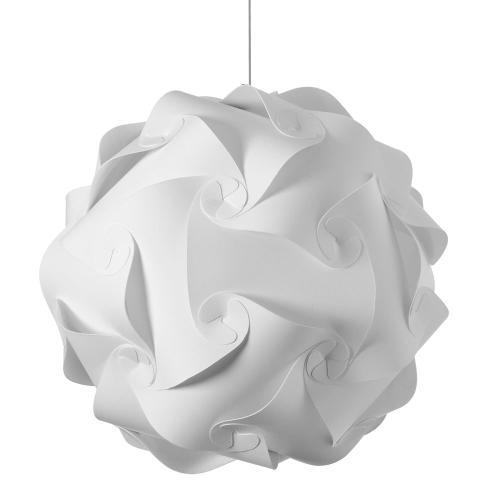 3lt Globus Large Jtone White