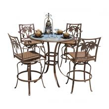 Palm Bay 5 PC Pub Set