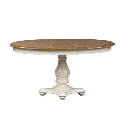 Pedestal Table Set