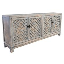 See Details - Antigua 4Dr Sideboard