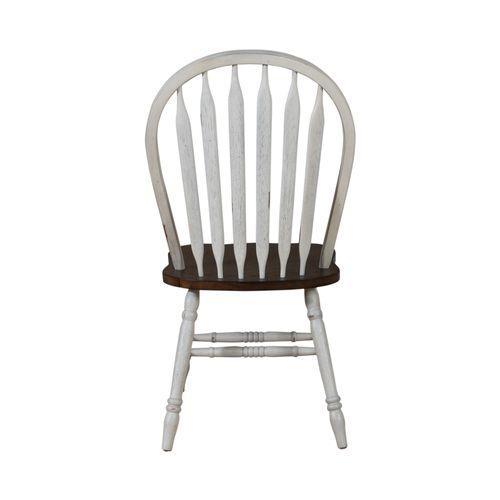 Gallery - Windsor Side Chair- White