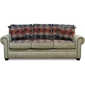 England Furniture2269N Jaden Sofa with Nails