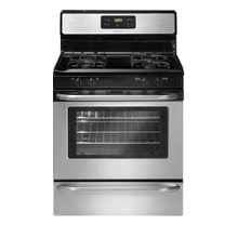Frigidaire 30'' Freestanding Gas Range (This is a Stock Photo, actual unit (s) appearance may contain cosmetic blemishes. Please call store if you would like actual pictures). REBATE NOT VALID with this item. ISI 40277