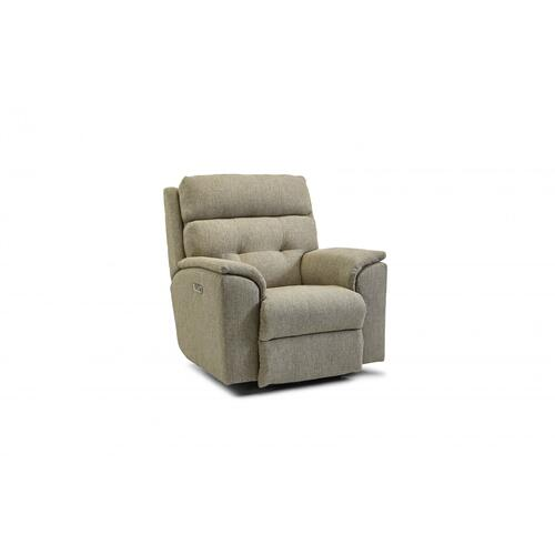 Mason Power Rocking Recliner with Power Headrest