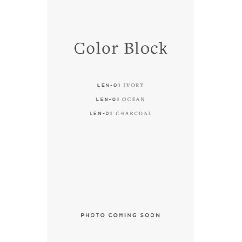 LEN-01 Color Block / 01