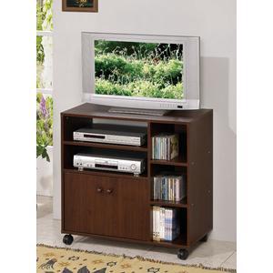Gallery - Corner TV/CD Cart