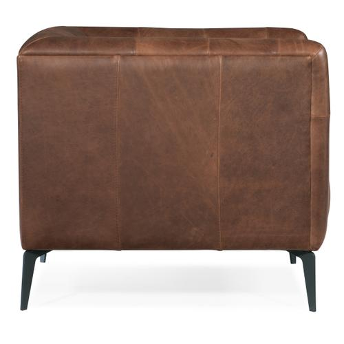 Nicolla Leather Stationary Chair