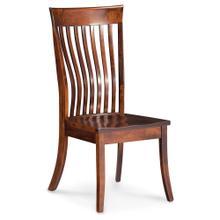 View Product - Loft II Side Chair, Fabric Cushion Seat