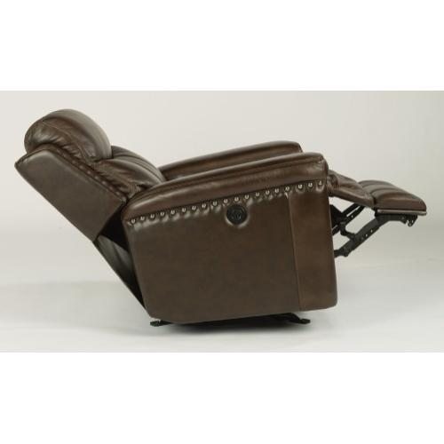 Product Image - Grover Leather Power Gliding Recliner