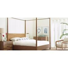 Gemma Canopy Queen Bed