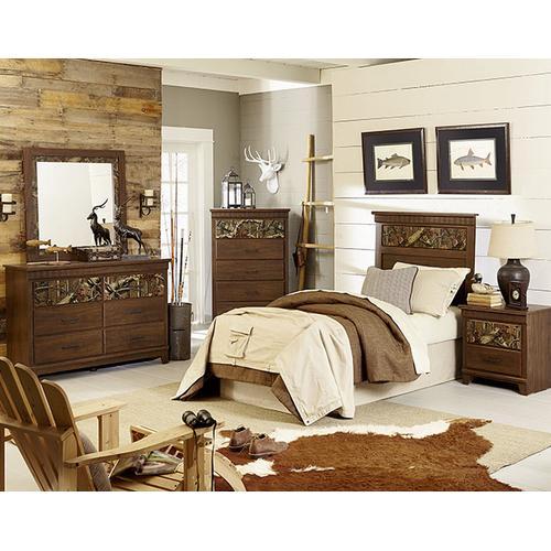 Solitude Bedroom Collection