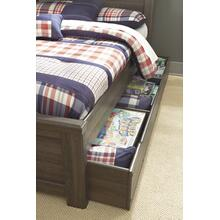 Juararo Trundle Under Bed Storage