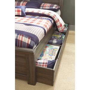 Juararo Trundle Under Bed Storage
