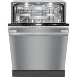 MieleMiele G 7566 SCVi SF AutoDos - Fully integrated dishwasher XXL with Automatic Dispensing thanks to AutoDos with integrated PowerDisk.