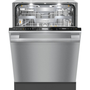 MieleG 7566 SCVi SF AutoDos - Fully integrated dishwasher XXL with Automatic Dispensing thanks to AutoDos with integrated PowerDisk.