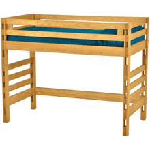 Twin Loft Bed, extra-long