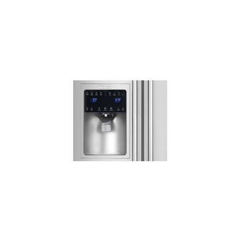 Electrolux Canada - Counter-Depth Side-By-Side Refrigerator with IQ-Touch™ Controls