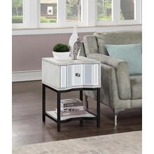 View Product - 1 Drw End Table