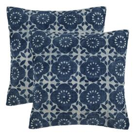 Danity Pillow - Indigo