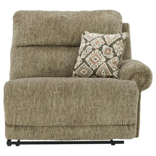 Lubec Right-arm Facing Power Recliner